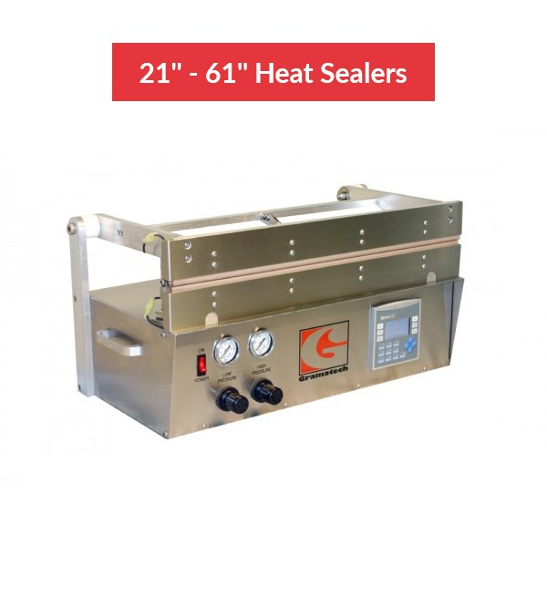 "21"" - 61"" Workhorse Heat Sealer - SEAL ONLY"