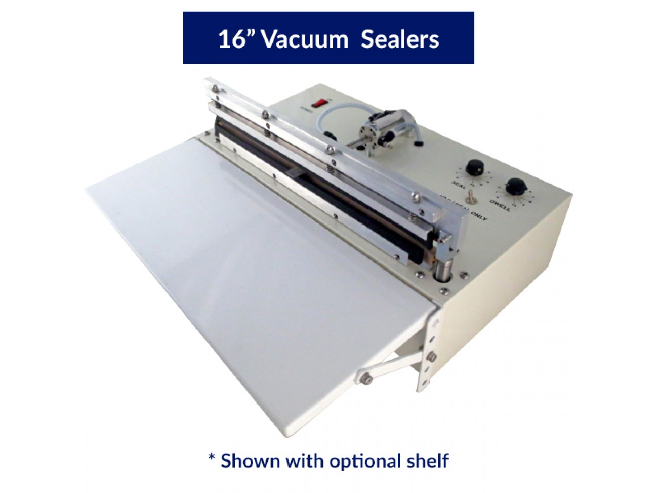 Value Vac 1600 Vacuum Packaging Machine
