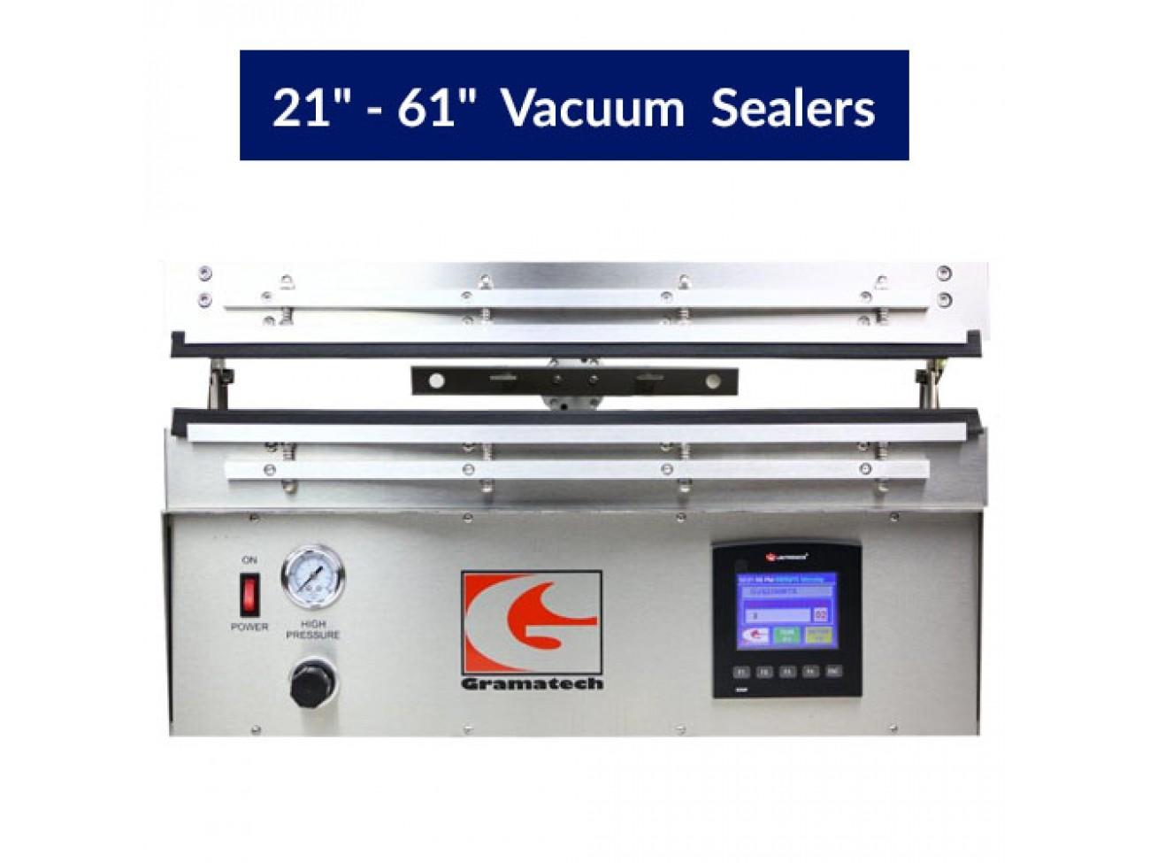 """Workhorse - 21"""" - 61"""" Vacuum Sealer"""