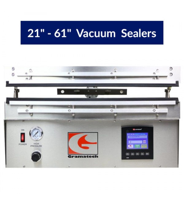 "Workhorse - 21"" - 61"" Vacuum Sealer"